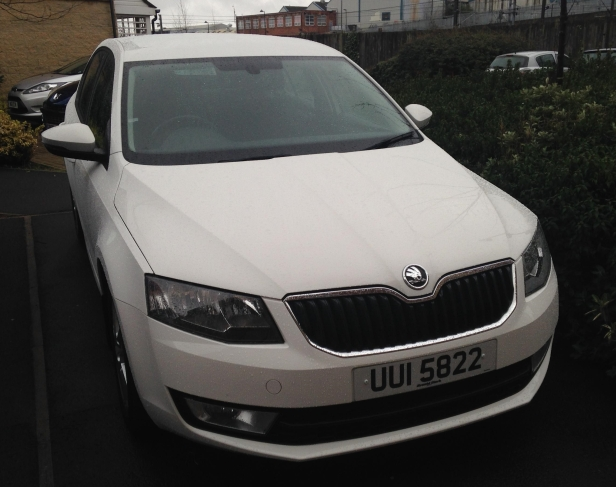 Travels from Overend Skoda Octavia