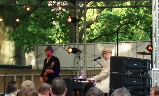 BST Festival Chas and Dave
